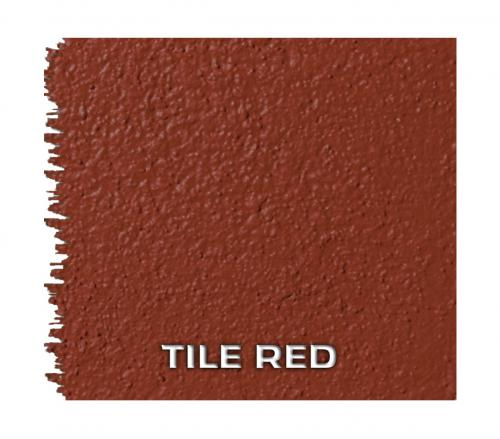 13 tile red
