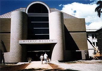 Bishop Museum - Honolulu, HI