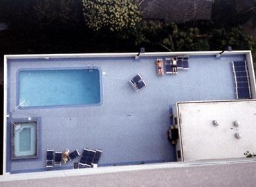Rooftop Pool - Hawaii