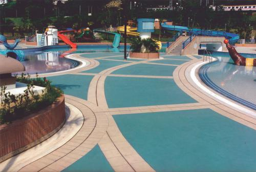 Shatin Leisure Pools - Hong Kong